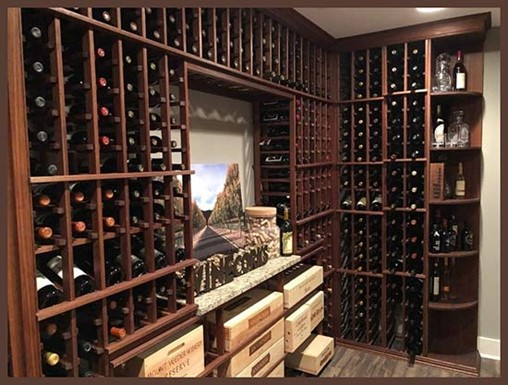 Spring cleaning in your wine cellar!