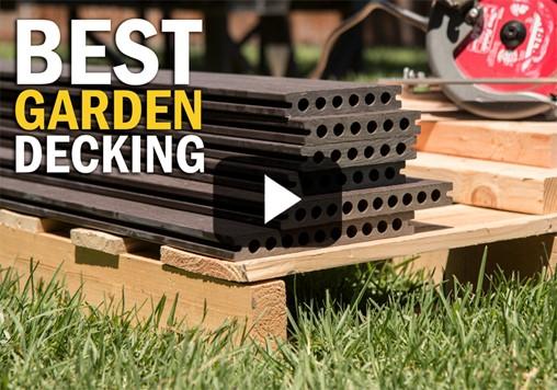 Best Garden Decking