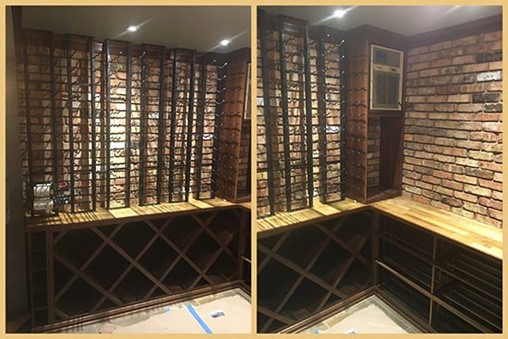 Research Custom Wine Cellars and Wine Rack Kits
