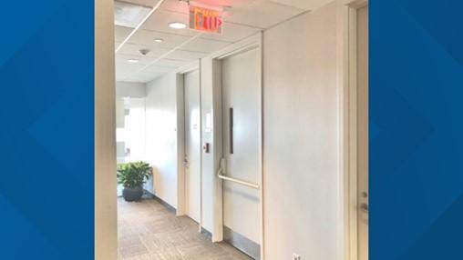Fairfax County: Don't Disable Latch on Fire Doors to Help Prevent Coronavirus