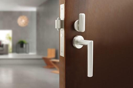 INOX debuts auto-latching, auto-locking mortise lock for sliding doors
