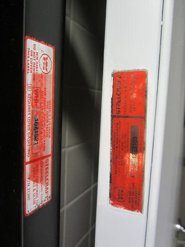 Decoded: Extraneous Labels on Fire Door Assemblies (April 2020)