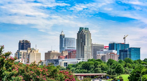 Henning Larsen and Ratio to Design Raleigh's Civic Tower