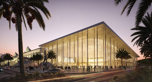 Populous and C.T. Hsu to Design 38M Florida Convention Center Expansion