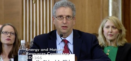 Glick named FERC chair, promises 'significant progress' on energy transition