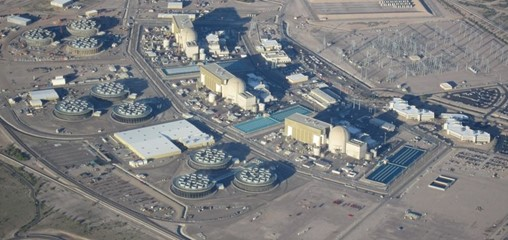 DOE commits $20M to create green hydrogen from nuclear power with Palo Verde project