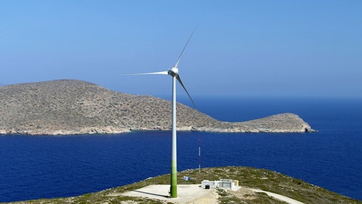 'Interesting fundamental drivers for energy storage' in Greece