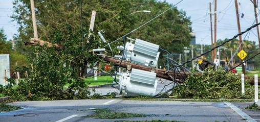 Transmission tower destroyed by Ida likely to complicate power restoration in New Orleans, experts say