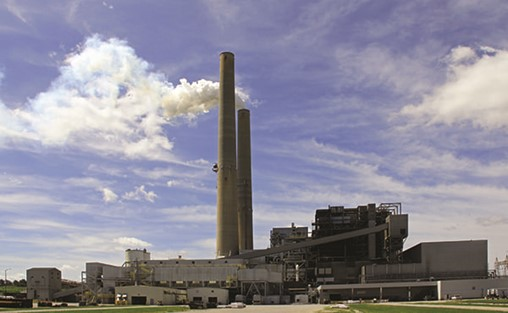 New Gas-Fired Units Would Replace Coal at Indiana Plant