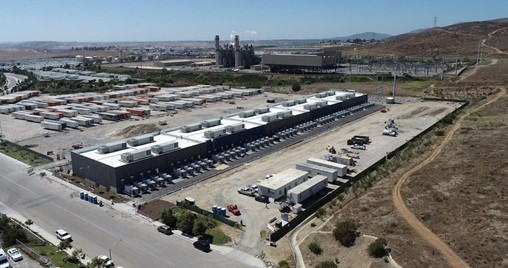 World's Largest—For Now—Battery Storage Project Online in California