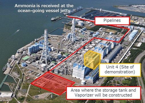 Project Will Burn Ammonia with Coal to Cut Emissions