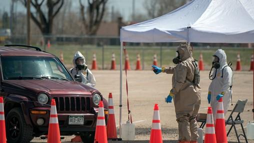 As coronavirus testing soars, wait times jump to a week — or more — across the U.S.