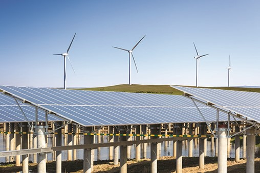 Wind and Solar Tax Credits Extended