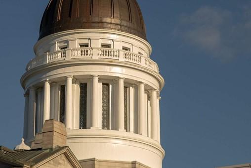 Democrats Retain Control Of Maine Senate, House