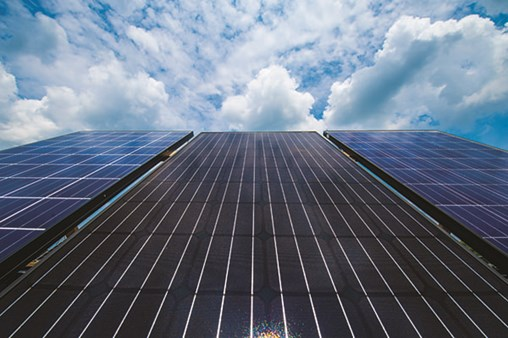 Dominion Solar, Wind Projects Will Power Virginia Government Buildings