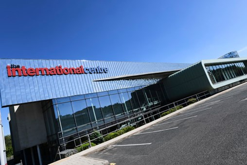 Telford International Centre Showcases Venue With Action Film 'the Heist'