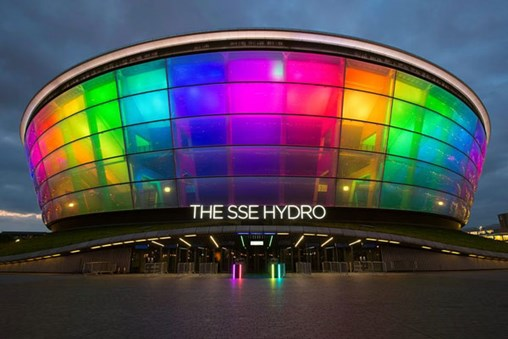 Glasgow's SEC Favourite to Host 2020 UN Climate Change Summit