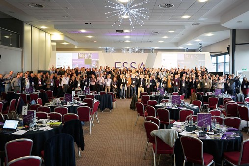 ESSA Conference Hailed a Success for Driving Creativity