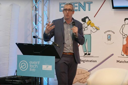 ETL Replay: Gamification to Engage Attendees & Increase Mobile Adoption