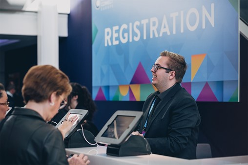 Technology for Event Registration With Cvent