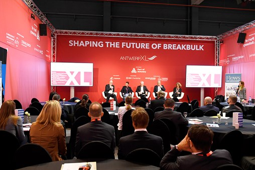 Easyfairs on the Launch of Antwerp XL