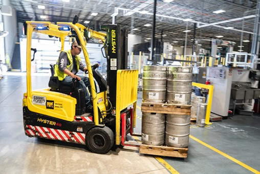 Report Highlights Trends in the Forklift Truck Market