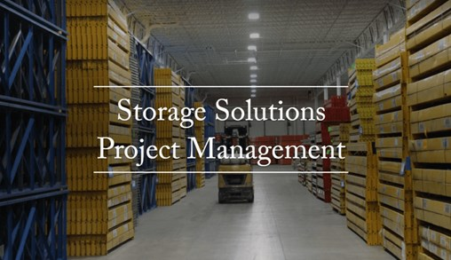Storage Solutions Project Management Teams Offer Peace of Mind