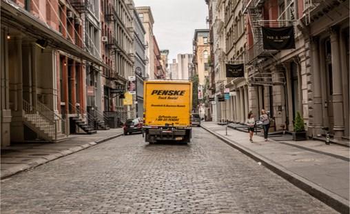 NY-NJ Truckers Anxious Over 'Congestion' Toll
