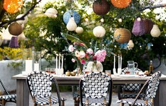 Bohemian garden ideas: 15 gorgeous ways to create an eclectic outdoor scene