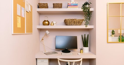 5 ways to improve your home office set up
