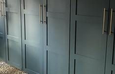 如何油漆衣柜