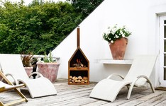 Outdoor heating ideas: 16 stunning designs to cosy up your patio space