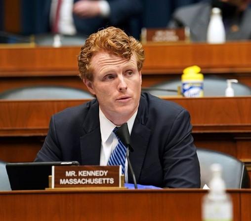 Mass. Firefighter Union Endorses Rep. Joe Kennedy for Senate
