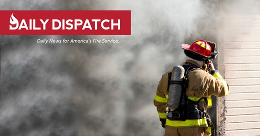 Texas Firefighters Producing Disinfectant Solution to Protect First Responders From COVID-19