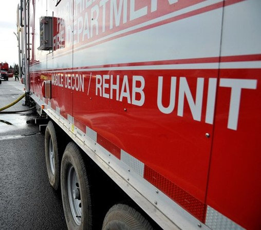 Remember Rehab During Firefighter Training Exercises