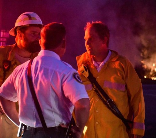 Senators Call on White House to Provide PPE to Wildland Firefighters