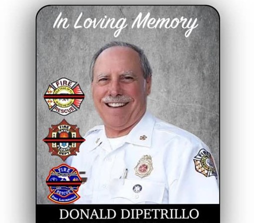 Fla. Fire Chief Dies From COVID-19