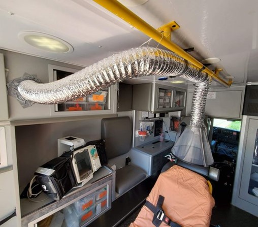 COVID-19 Challenges Drive Fire and EMS Innovation