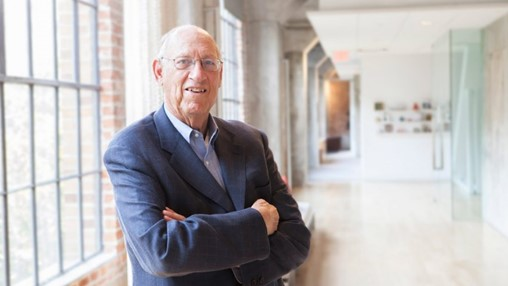 Founder of the world's largest architecture studio Art Gensler dies at 85