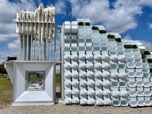 Week in Tech: An Architectural Styrofoam Biodigester