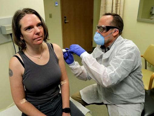 First COVID-19 Vaccine Trial at Kaiser Permanente Washington