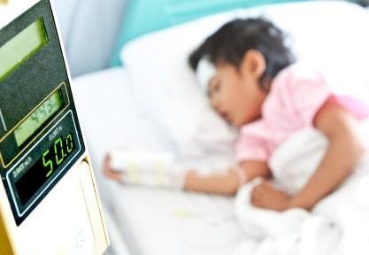 Vancomycin Infusion Methods on Phlebitis Prevention in Children