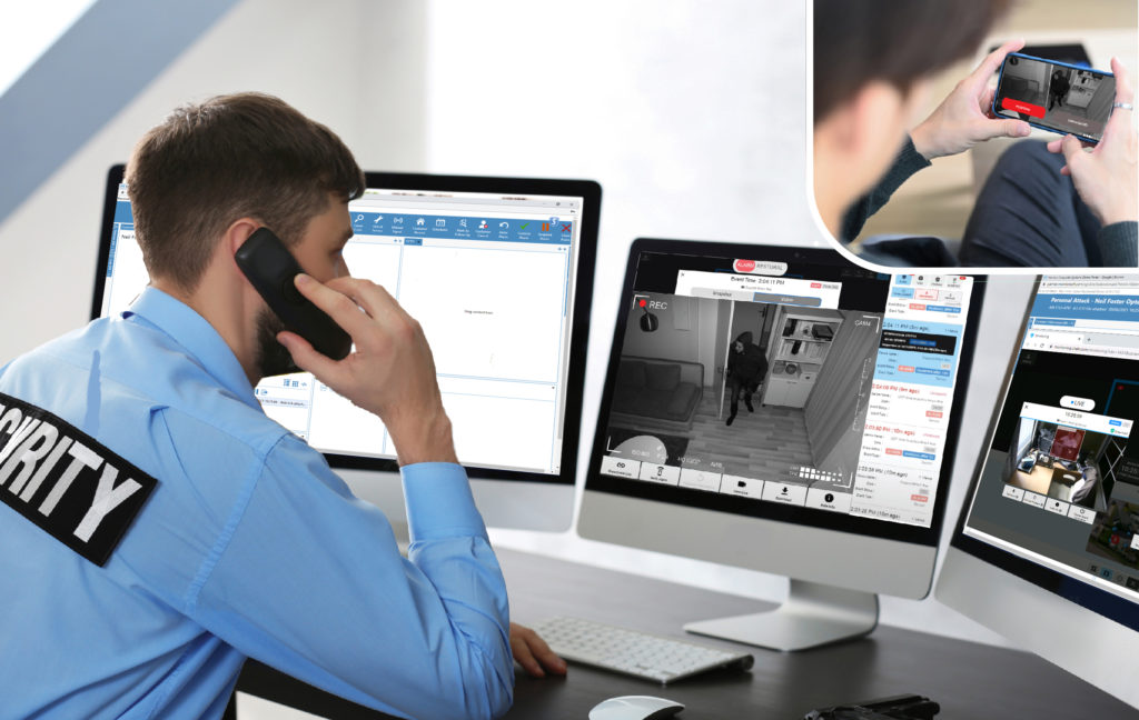 OPTEX Visual Monitoring Solution fully integrated with Sentinel platform