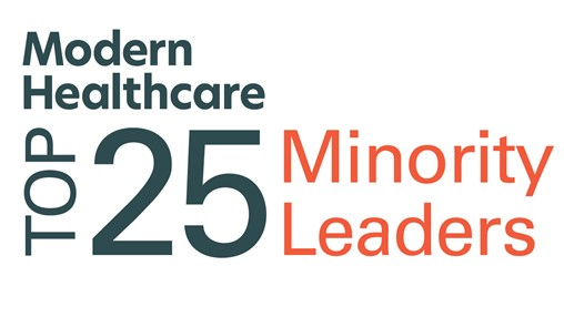 Top 25 Minority Leaders in Healthcare - 2020