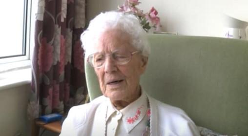 May Willis: I'm 110 and I've Enjoyed Every Moment of Life - Centenarian