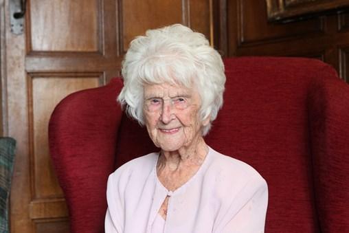 Britain's Oldest Person Grace Jones Dies Aged 112