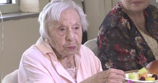 Woman Who Just Turned 107 Says Secret to Long Life Is Never Getting Married