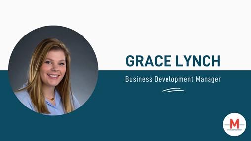 Meet the Team – Grace Lynch, Business Development Manager