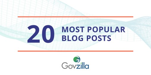 Govzilla's Top 20 Posts of All Time