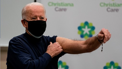 Biden adviser says he will invoke Defense Production Act to increase vaccine supply